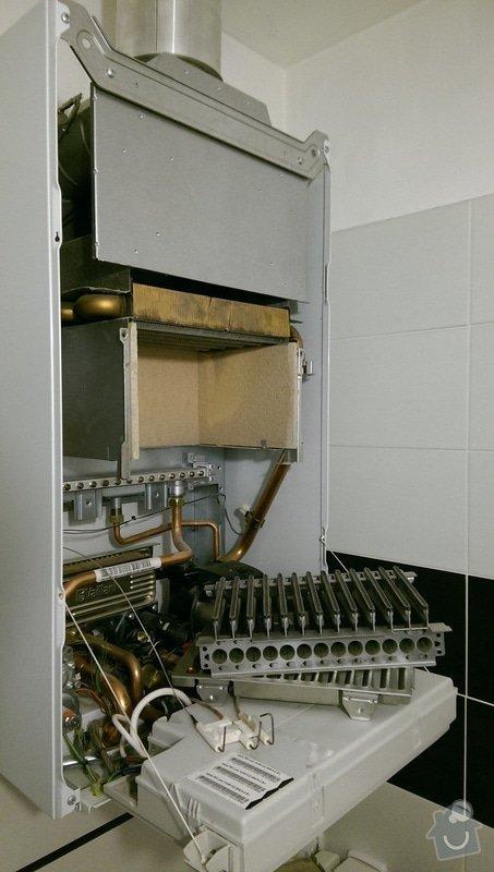 Rocni udrzba a kontrola kotle Vaillant: IMAG0008