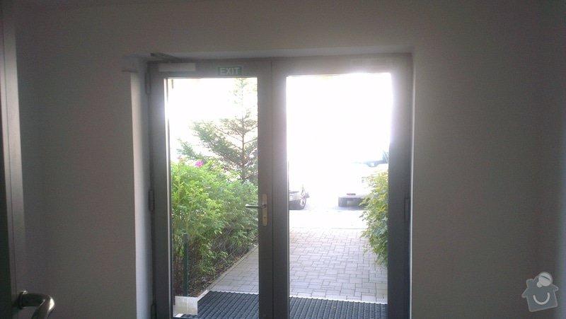 Malirske prace - vymalovani vchodu do domu: IMAG0780