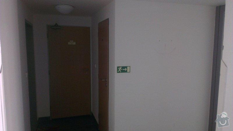 Malirske prace - vymalovani vchodu do domu: IMAG0781