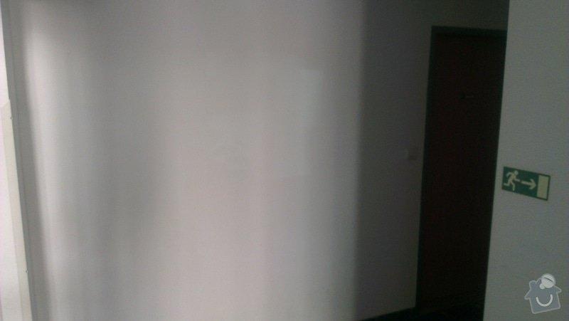 Malirske prace - vymalovani vchodu do domu: IMAG0784