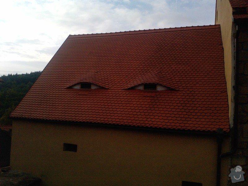 Střecha: 2