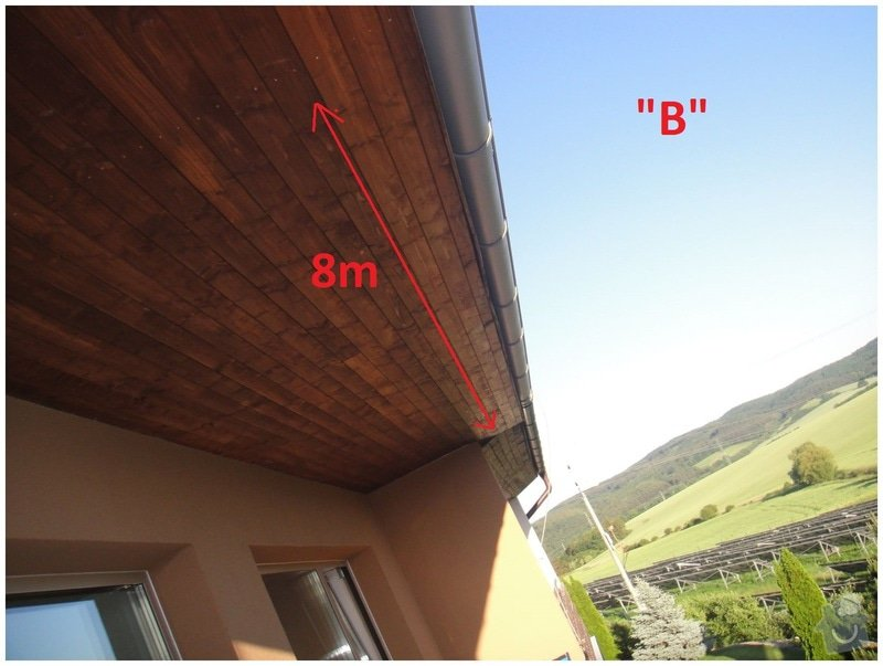 Oprava podbiti strechy + ochrana proti ptakum: podbyti002
