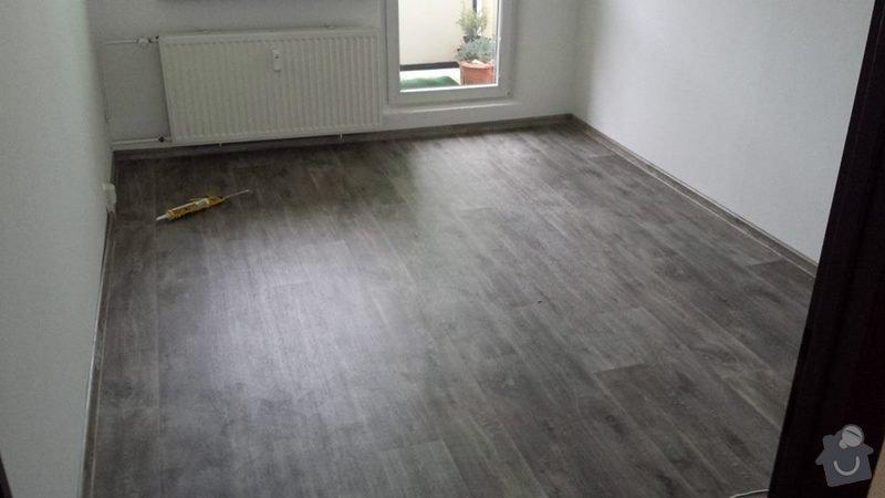 Pokládka podlahy PVC: 10404442_641342612606555_1036487909951415021_n