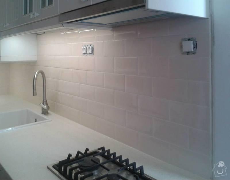 Rekonstrukce kuchyně: 2