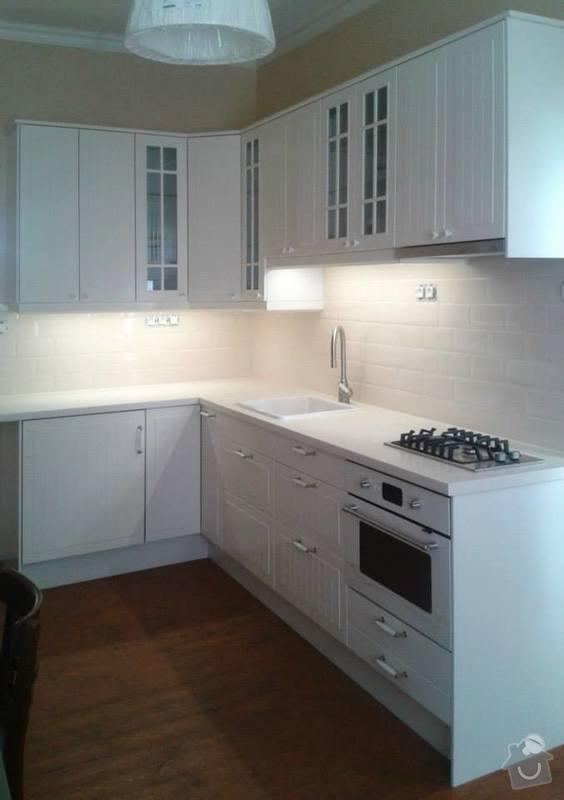 Rekonstrukce kuchyně: 4