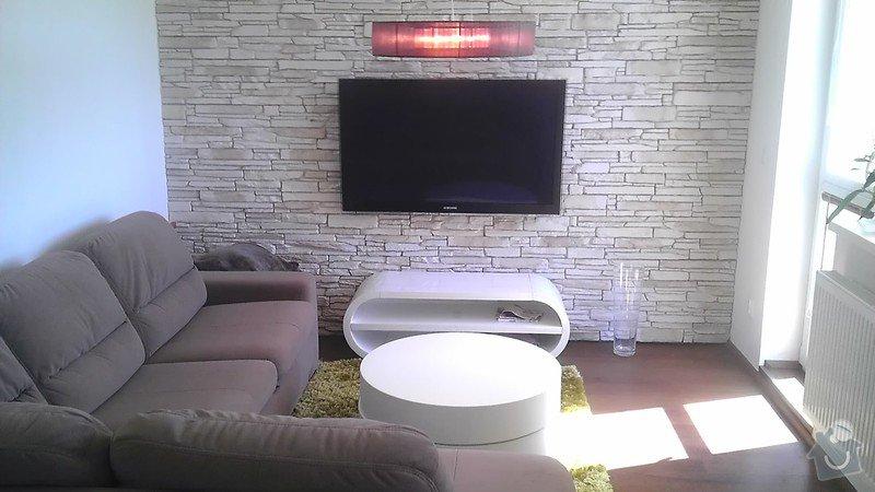 Drobné elektrikářské práce instalace 4 svítidel: IMAG4143
