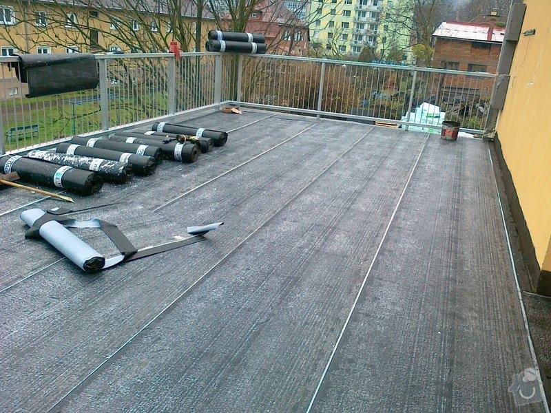 Rekonstrukce střechy: prace_105
