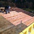 Rekonstrukce strechy prace 101