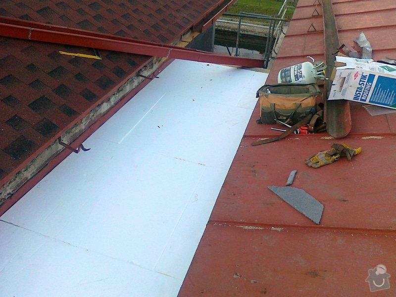 Rekonstrukce střechy: prace_103