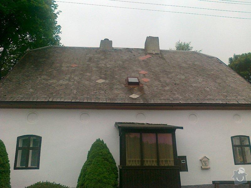 Rekonstrukce střešního pláště: prace_042