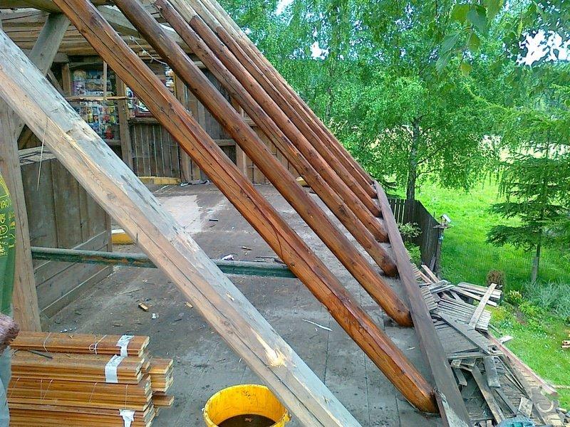 Rekonstrukce střešního pláště: prace_038