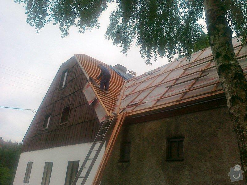 Rekonstrukce střešního pláště: prace_046