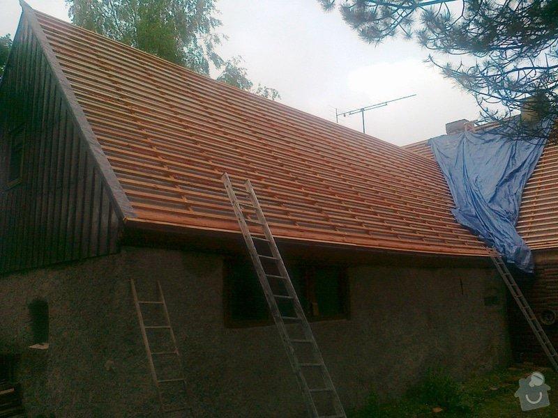 Rekonstrukce střešního pláště: prace_047