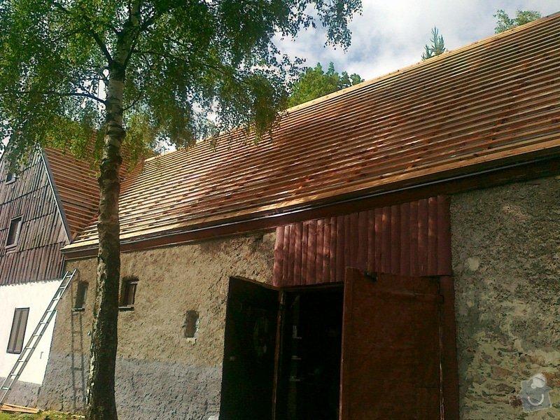 Rekonstrukce střešního pláště: prace_050