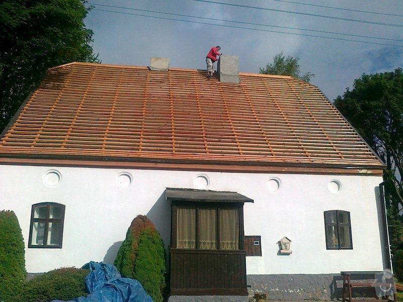 Rekonstrukce střešního pláště: prace_053