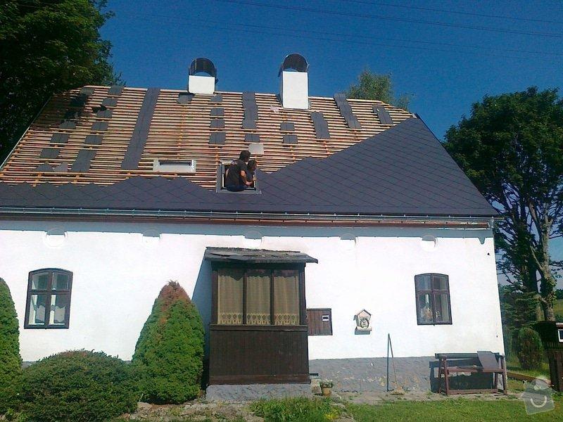 Rekonstrukce střešního pláště: prace_056