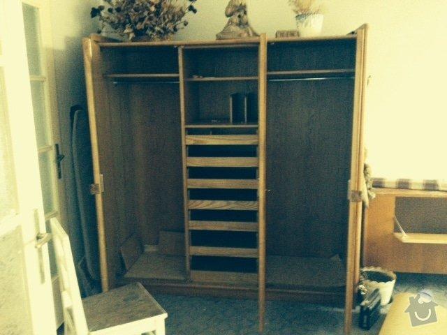 Renovace starých skříní + renovace dveří/futer: obrazek_1