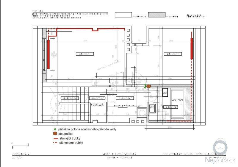 Rekonstrukce podkroví: topeni_a_stoupacky