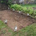 Vyroba drevenneho zahradniho domku 2 3mx4 6m 2014 06 09 18.55.52