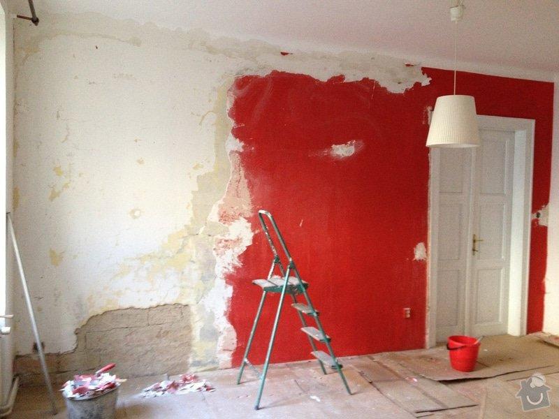 Částečná rekonstrukce pokoje s toaletou: 2