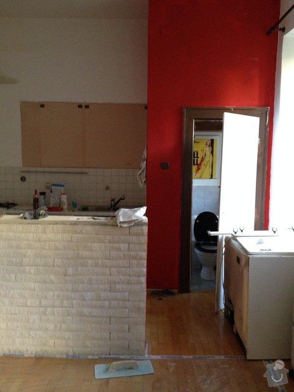 Částečná rekonstrukce pokoje s toaletou: 4