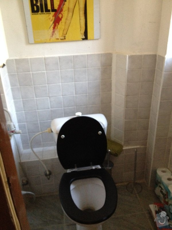 Částečná rekonstrukce pokoje s toaletou: obrazek_1