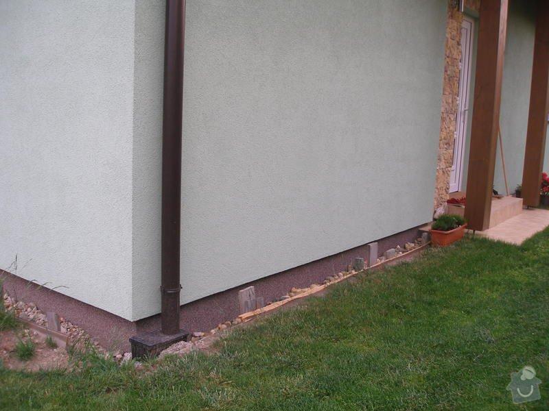Pokládka zámkové dlažby: P5230517