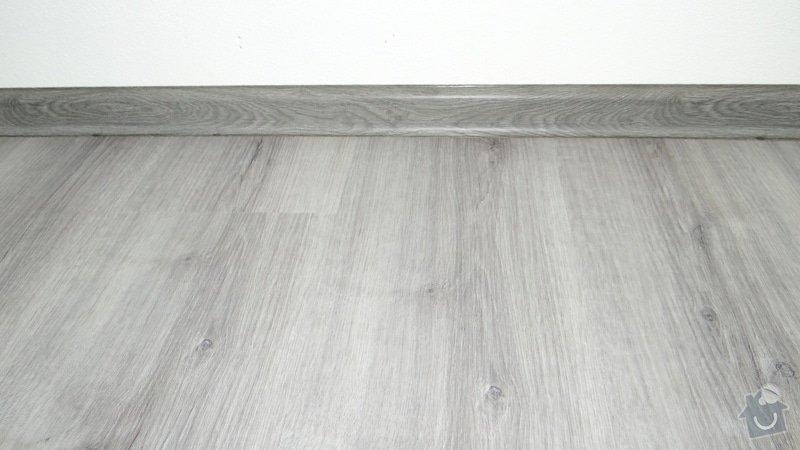 Pokládka vinylové podlahy Floor Forever Primero Click - Čebín.: DSC04544