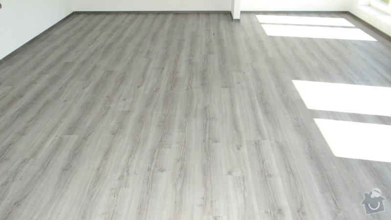 Pokládka vinylové podlahy Floor Forever Primero Click - Čebín.: DSC04543