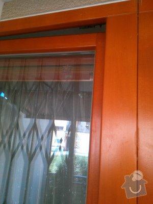 Instalace sítí proti hmyzu do oken: IMG20140610162249