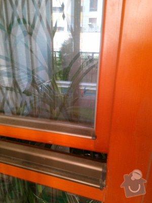 Instalace sítí proti hmyzu do oken: IMG20140610162257