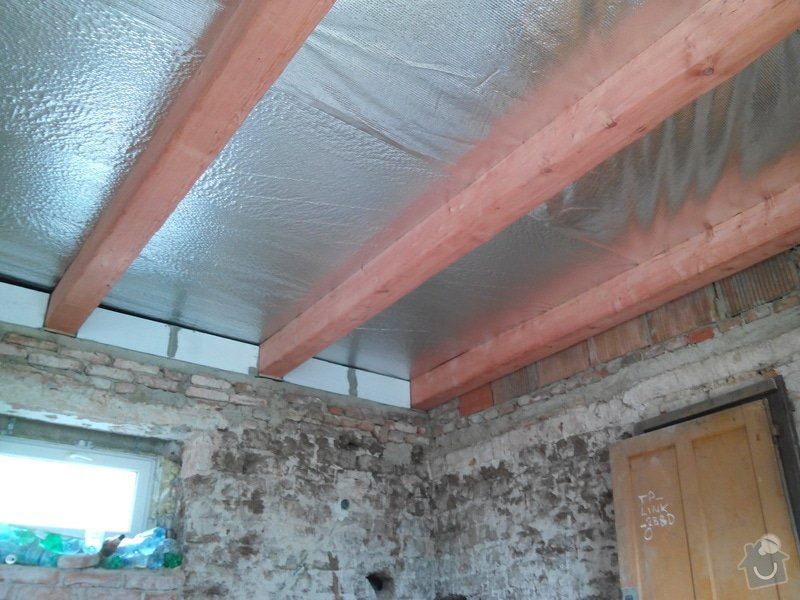 Renovace dřevěného stropu: IMG_20140407_110450