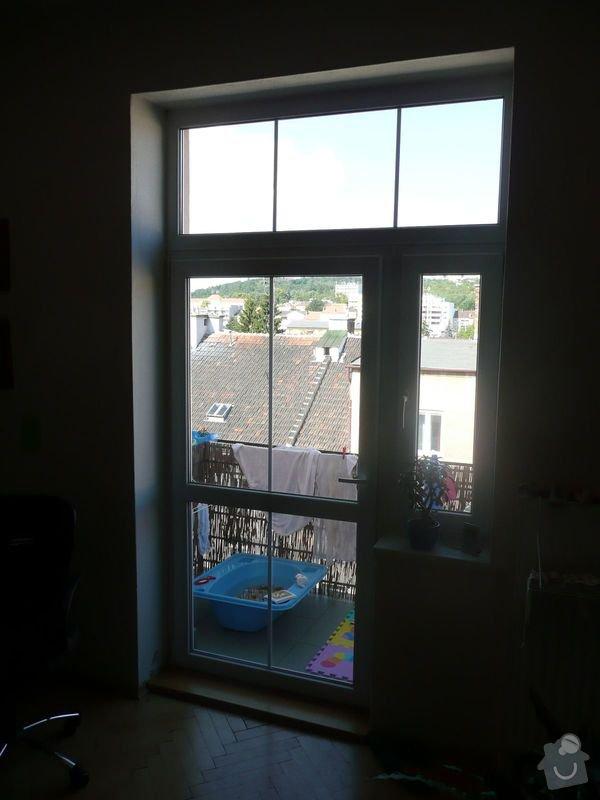 Interiérové horizontální žaluzie: Foto_okna