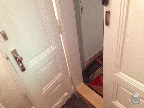 Renovace vstupních dveří: IMG_4810