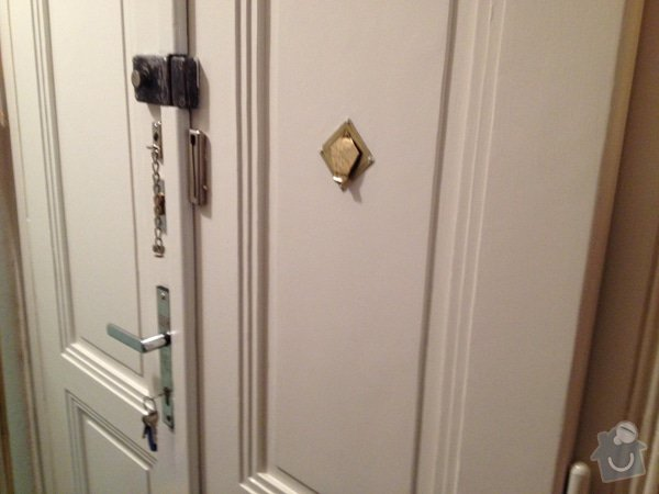 Renovace vstupních dveří: IMG_4806