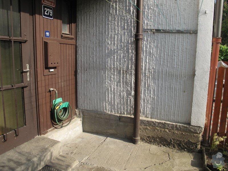 Výměna plotu, box na kola, schůdky na zahradu, madla: IMG_1549