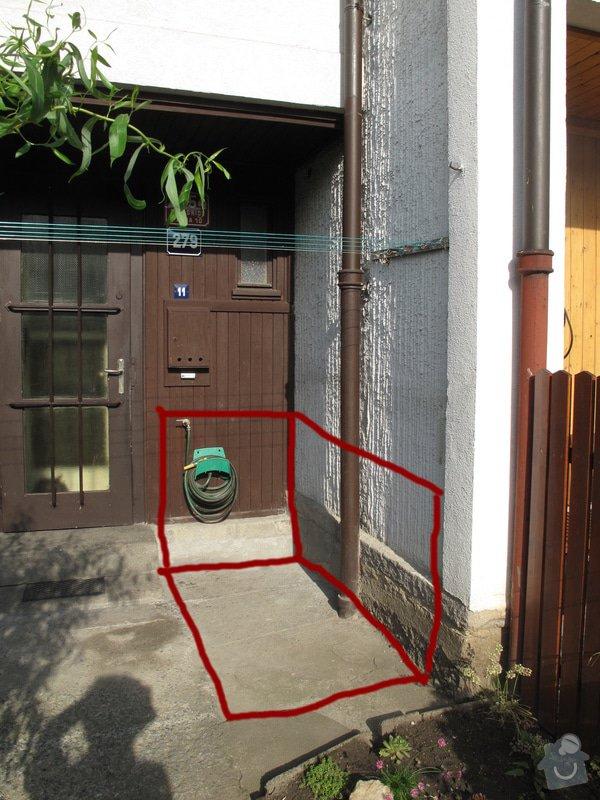 Výměna plotu, box na kola, schůdky na zahradu, madla: IMG_1550