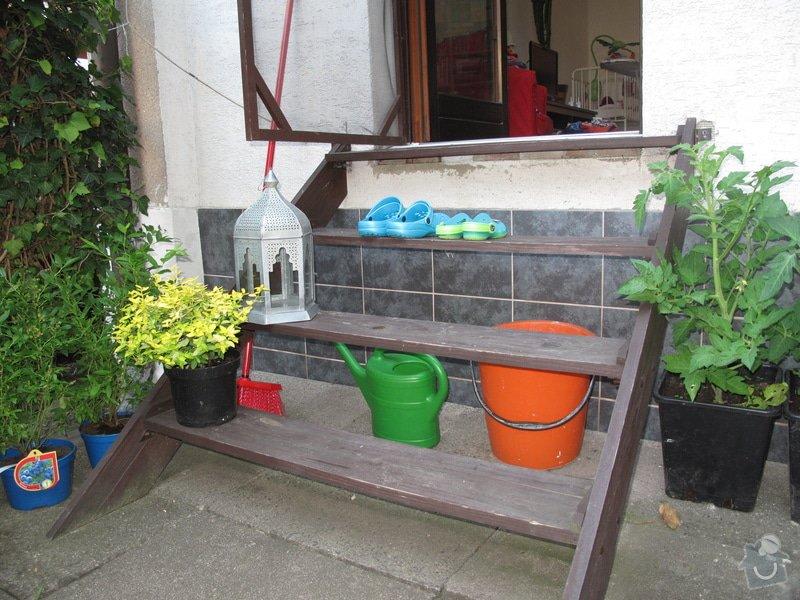 Výměna plotu, box na kola, schůdky na zahradu, madla: IMG_1546