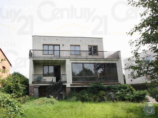 Balkonový přístřešek a balkonové zábradlí. Kov, ne dřevo.: 533446526ff4abd744d60000