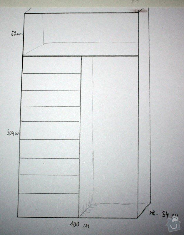 Výroba 2 skříní a desky konfer. stolku: IMG_2445