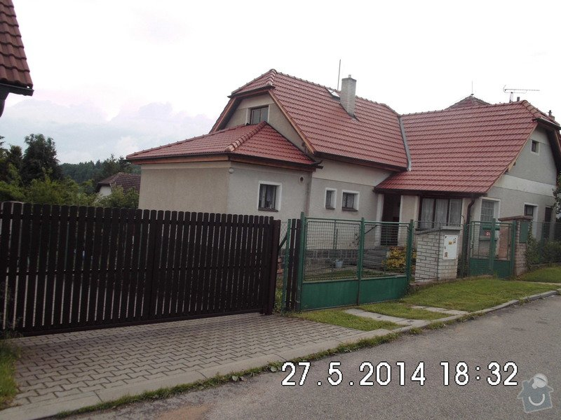 Kompletní rekonstrukci rodinného domku (bez střechy): IMG_0075
