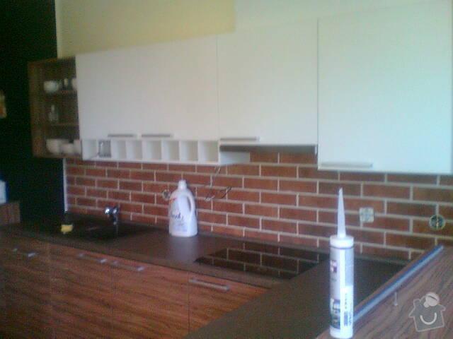 Cihličkový obklad v kuchyni: Photo0412