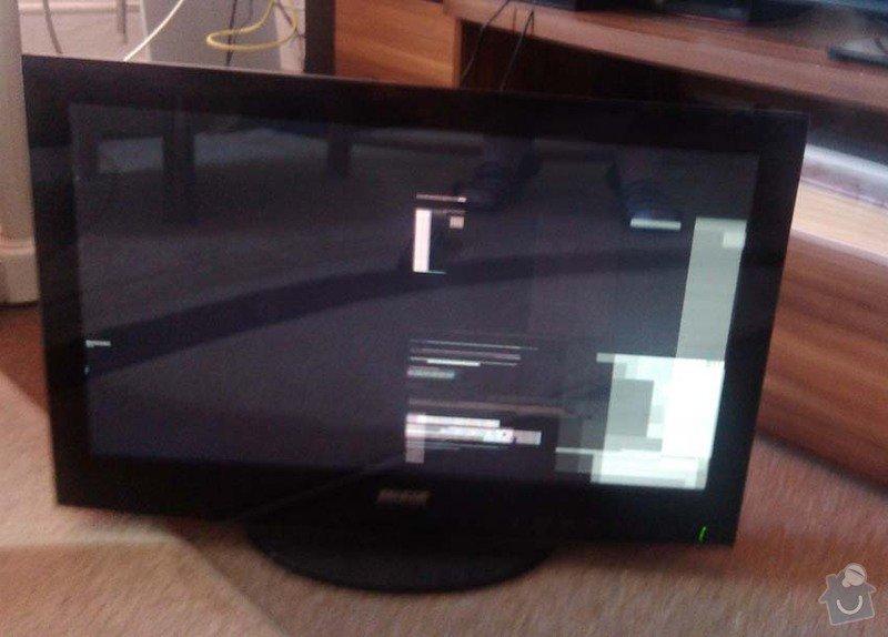 Oprava TV Sencor SLE 2243D: sencor3