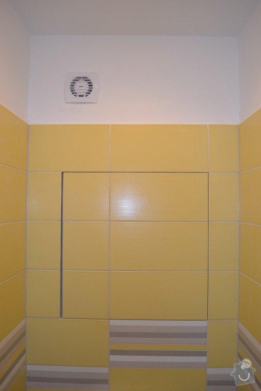 Rekonstrukce bytového jádra vč. WC a koupelny v panelovém bytě. : DSC_0284