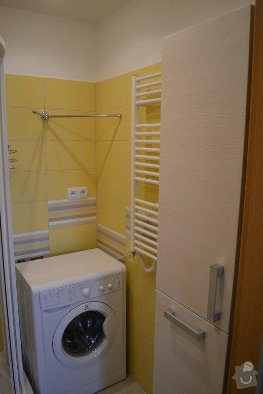 Rekonstrukce bytového jádra vč. WC a koupelny v panelovém bytě. : DSC_0285
