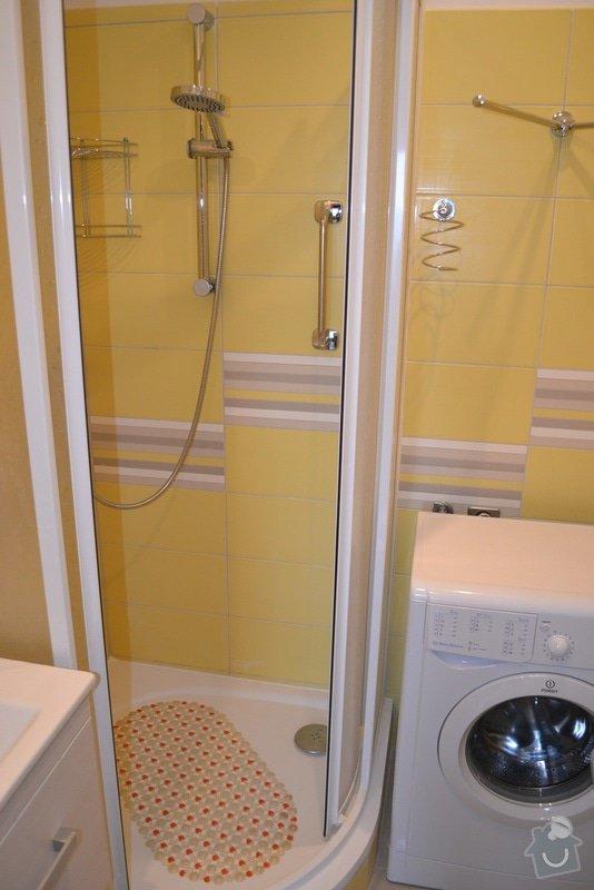 Rekonstrukce bytového jádra vč. WC a koupelny v panelovém bytě. : DSC_0286