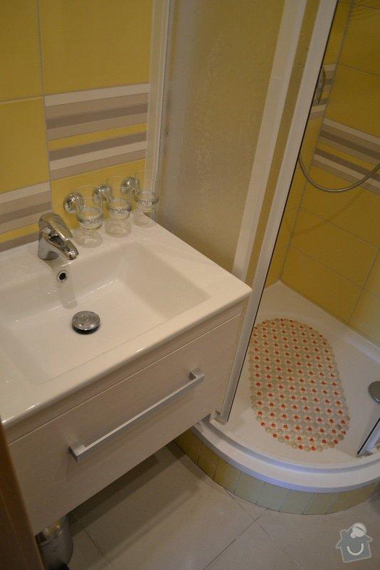 Rekonstrukce bytového jádra vč. WC a koupelny v panelovém bytě. : DSC_0287