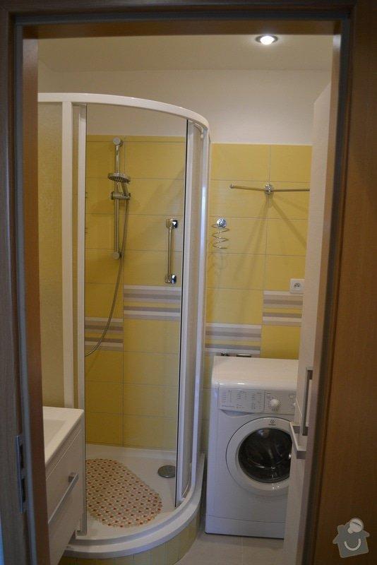 Rekonstrukce bytového jádra vč. WC a koupelny v panelovém bytě. : DSC_0288