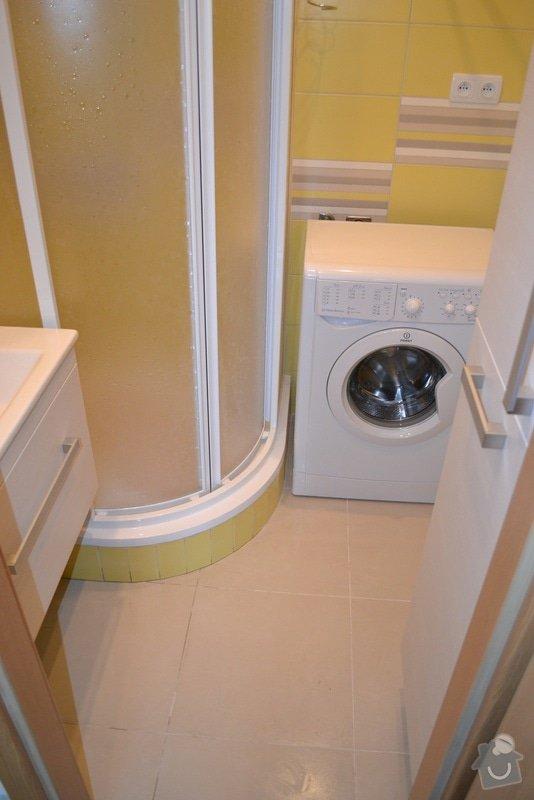 Rekonstrukce bytového jádra vč. WC a koupelny v panelovém bytě. : DSC_0289