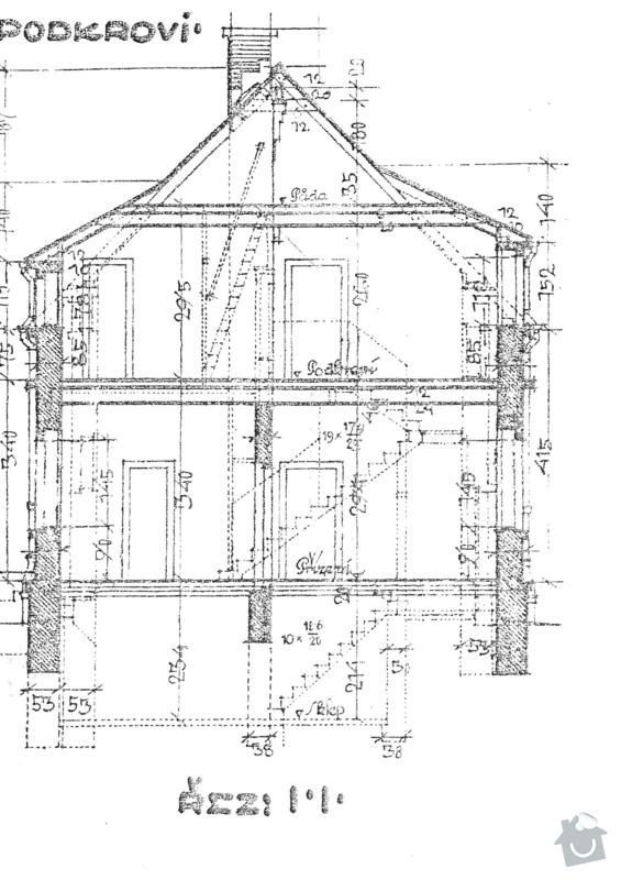 Výměna střešní krytiny + 2 střešní okna + zateplení střechy (spěchá!): EPSON003